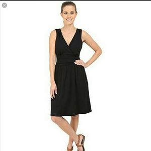 North face heartwood black dress szM